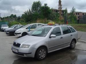 Vozilo - vozač Jovan Djurovic